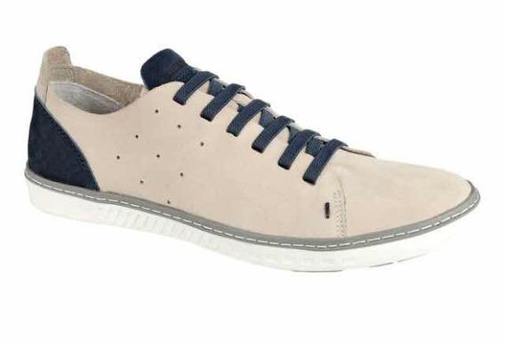 Sapato Casual Bmbrasil De Couro Legítimo