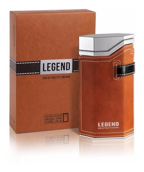Perfume Legend Emper 100ml Edt - Original / Lacrado