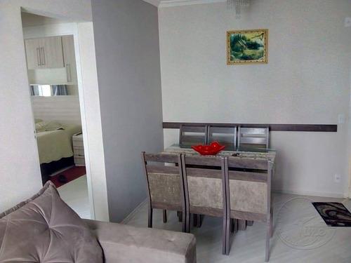 Apartamento Com 2 Dormitórios À Venda, 51 M² Por R$ 281.000,00 - Vila São João - Barueri/sp - Ap1479