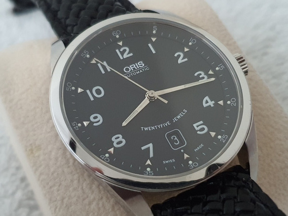 Reloj Oris Classic 7504 Automático Original Suizo Como Nuevo