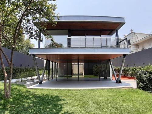 Excelente Casa Nueva En Venta Lomas De Chapultepec
