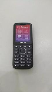 Celular Blu Z 3 Z 150 Ligando Normal Os 001