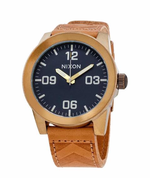 Relógio Masculino Nixon Corporal Navy Dial A243273100