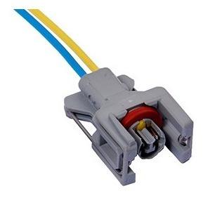 Conector Bico Injetor P/ssangyong/kyron/action - Uso Geral