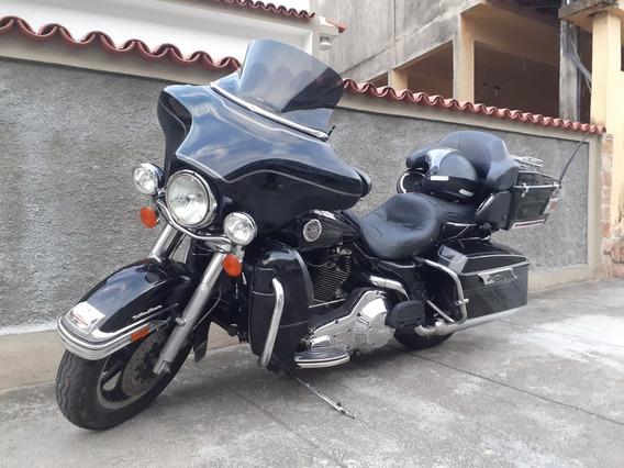 Harley Davidson Ultra Classic Injetada