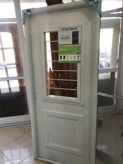 Puerta Seguridad Inyectada Cocina Patio Postigo Para Vidrio