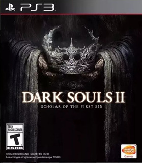 Dark Souls 2 Ps3 Original + Todos Los Dlcs- Play Perú