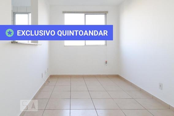 Apartamento No 5º Andar Com 2 Dormitórios E 1 Garagem - Id: 892906378 - 206378