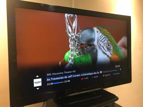 Tv Panasonic 42 Lcd + Google Chromecast 2