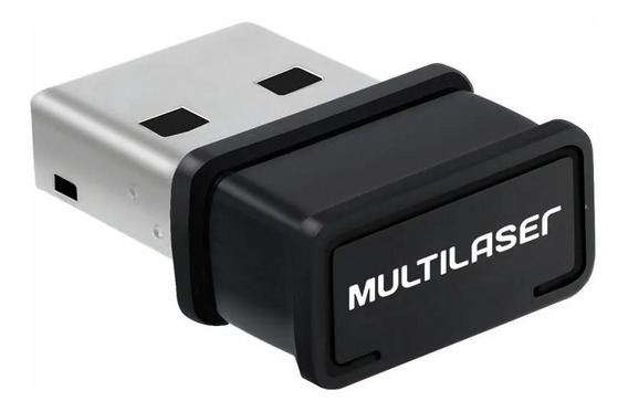 Adaptador Wireless Nano Usb 150 Mbps 2.4 G Dongle Multilaser