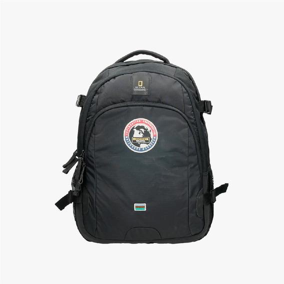 Mochila National Geographic Explorer Backpack Mesh Pocket Porta Notebook 17 Pulgadas
