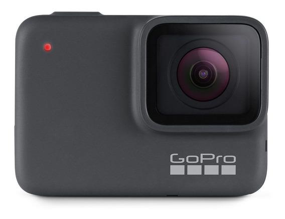 Gopro Hero 7 Silver 4k Wifi À Prova D