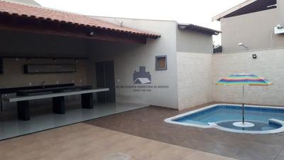 Casa A Venda No Bairro Parque São Miguel Em São José Do - 2018546-1