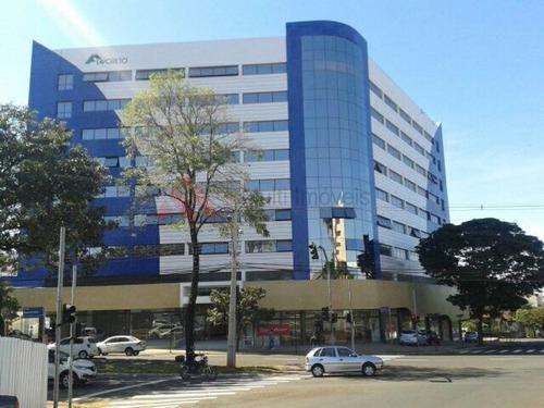 Sala Comercial Para Locação Na Esquina Da Av. Duque De Caxias Com Av. Bandeirantes - Duque Hall - Mi799