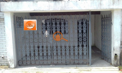 Casa Com 1 Dorm, Parque São Vicente, São Vicente - R$ 153 Mil, Cod: 172 - V172