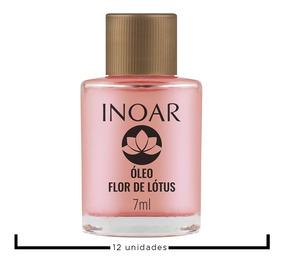 Inoar Résistance Flor De Lótus - Óleo Finalizador 12x 7ml