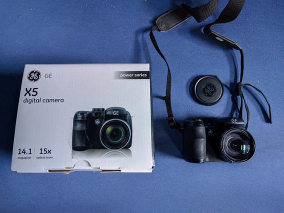 Camera Ge X5 - (14.1)