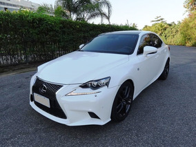 Lexus Is 2.5 F-sport Aut. 4p Top Pouco Rodado 35000km