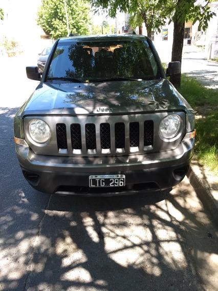 Jeep Patriot 2.4 Sport 4x4 170cv Atx 2012