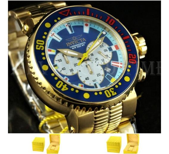 Relógio Invicta Lançamento Original Com Caixa.
