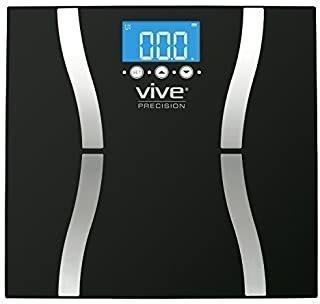 Vive Precision Bmi Scale (2018 Edition) - Body Fat Digital B