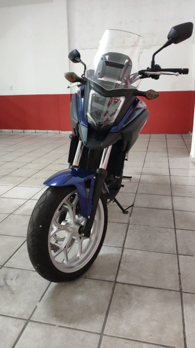 Honda Nc 750x Abs