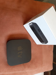Apple Tv De 3era Generación Impecable