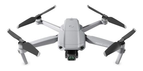 Imagem 1 de 5 de Drone DJI Mavic Air 2 DRDJI016 Fly More Combo com câmera 4K cinza