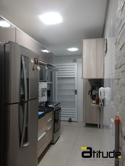 Apartamento Venda Em Jandira, Jardim São Luís - 3762