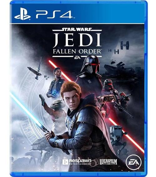 Jogo Star Wars - Jedi Fallen Order (novo) Ps4