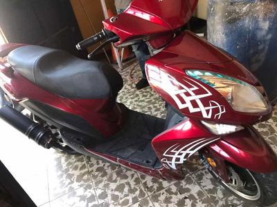 Motocicleta Scoter Yumbo $760