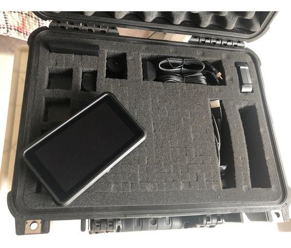 Atomos Ninja V 5 4k Recording Monitor Kit Com Tudo