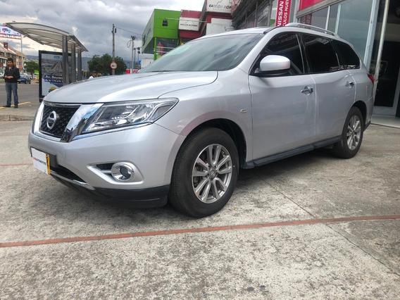 Nissan Pahfinder Sense Automatica