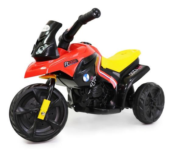 Moto A Bateria 3 Ruedas Niño 20kg 6v Love 3005 Tienda Love