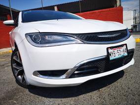 Chrysler 200 2.4 200c L4 At 2015