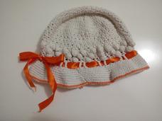 Gorros Tejidos Crochet Bebes - Accesorios de Moda en Mercado Libre ... e4ac2d71827