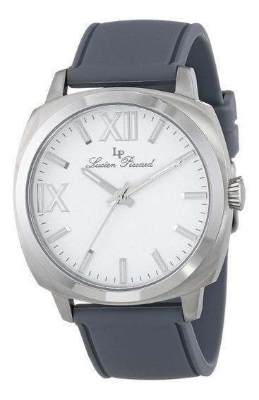 Reloj Lucien Piccard St. Tropez 43mm Gris *jcvboutique*