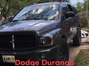 Dodge Durango 5.7 Slt Tela 4x2 At 2005