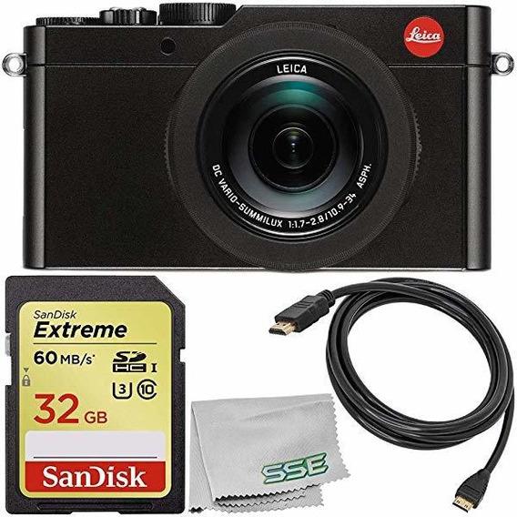 Leica D-lux Typ 109 Digital Camara 16gb Extreme Uhs-i U3 S ®