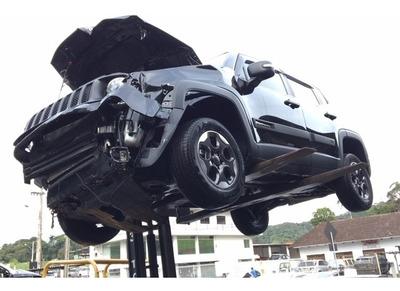 Sucata Jeep Renegade 1.8 Flex Automático 2019