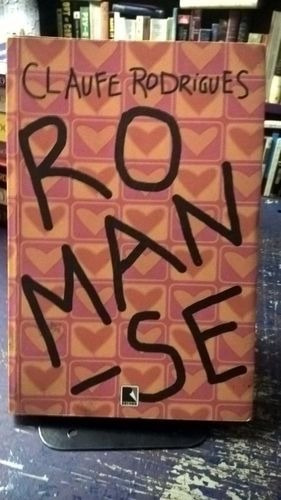 Livro Roman-se Claufe Rodrigues
