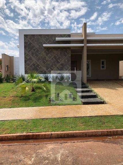Casa Residencial À Venda, Bonfim Paulista, Ribeirão Preto. - Ca0270