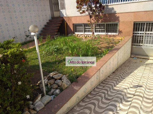 Casa Com 2 Dormitórios, 500 M² - Venda Por R$ 3.500.000,00 Ou Aluguel Por R$ 8.000,00 - Ipiranga - São Paulo/sp - Ca0351