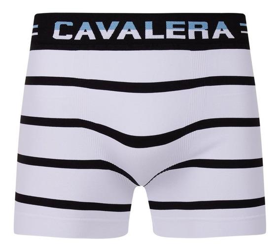 Cueca Boxer Cavalera Ce1117 0001-branco