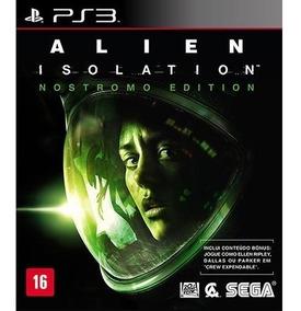 Alien: Isolation Ps3 (português - Mídia Física)