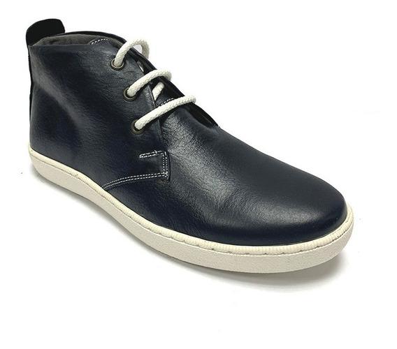 Zapatos Sneakers Bota Micam Pull Caballero Mm 0759 Corpez 66