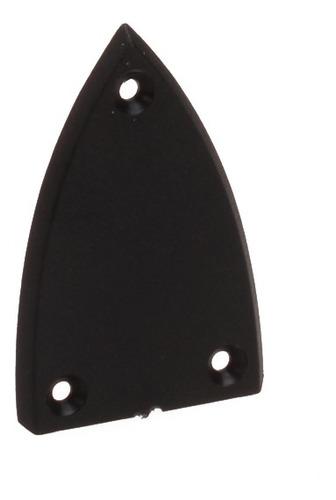 Imagen 1 de 5 de Tapa Del Tensor Negro Para El Bajo De La Guitarra Eléctrica