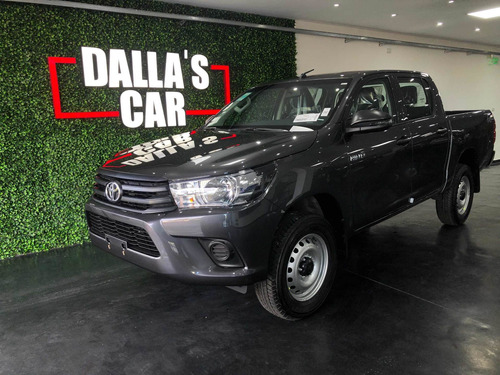 Toyota Hilux 2021 2.4 Cd Dx 150cv 4x4