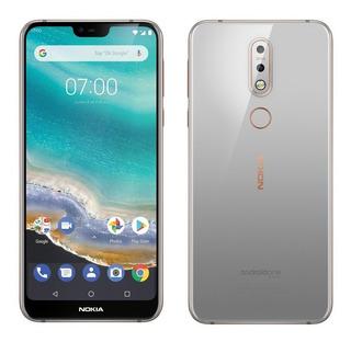 Telefono Celular Nokia 7.1 /5.8 P /4 Gb Ram / 64gb Int / Li