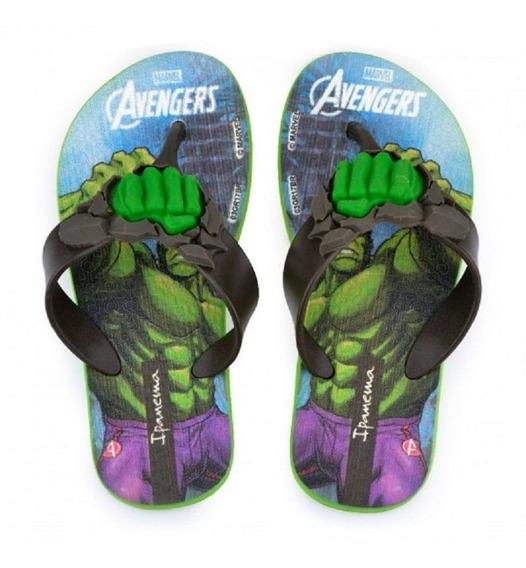 Chinelo Ipanema Inf. Masculino Avengers Combat